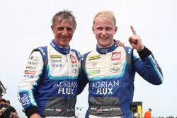 Pole: Ashley Sutton, Team BMR Subaru Levorg, Jason Plato, Team BMR Subaru Levorg GT