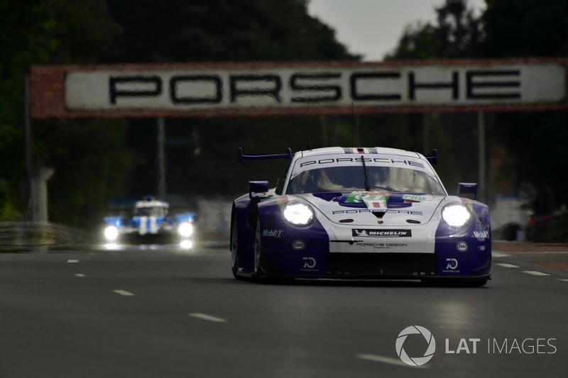 1. LMGTE-Pro: #91 Porsche GT Team, Porsche 911 RSR