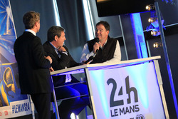 James Allen, Gérard Neveu, PDG du WEC