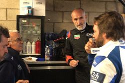 #47 Cetilar Villorba Corse Dallara P217 Gibson: Roberto Lacorte, Giorgio Sernagiotto