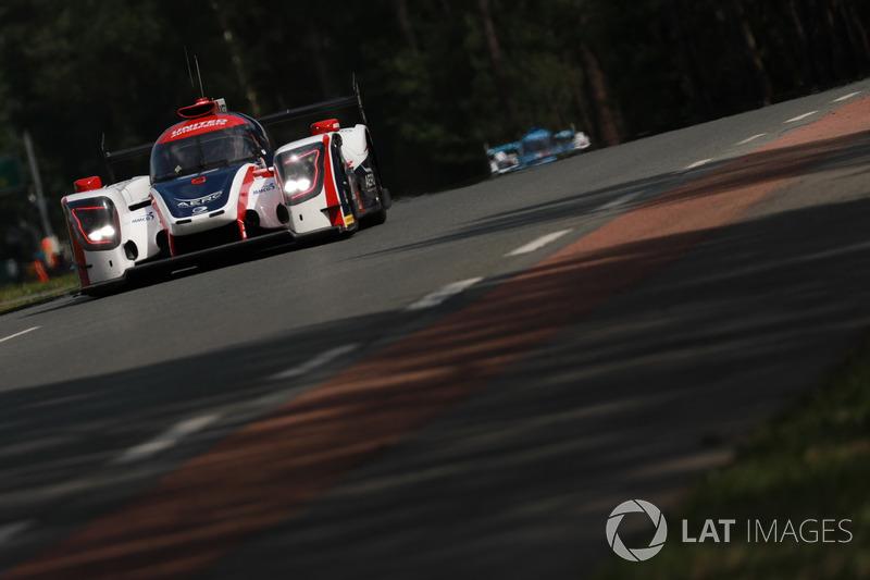 8. LMP2: #22 United Autosports, Ligier JSP217 Gibson