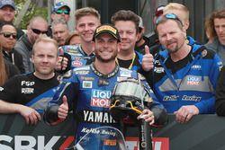 Third place Sandro Cortese, Kallio Racing