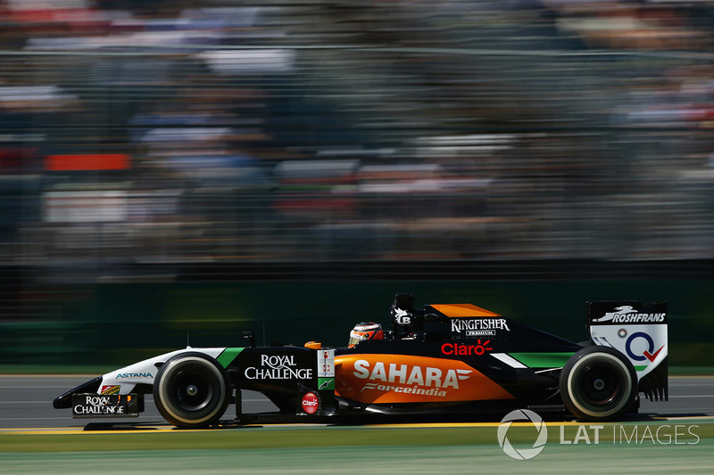 Disparition : Force India (2008-2018)