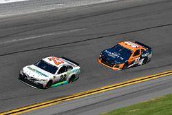 Gray Gaulding, BK Racing, Toyota Camry, Justin Marks, Rick Ware Racing, HARRY'S Chevrolet Camaro