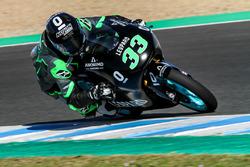 Jorge Martín, Del Conca Gresini Moto3
