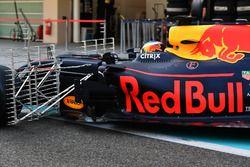 Daniel Ricciardo, Red Bull Racing RB13, aero sensörü