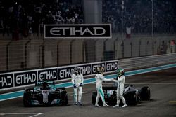 Valtteri Bottas, Mercedes AMG F1 Lewis Hamilton, Mercedes AMG F1, Felipe Massa, Williams