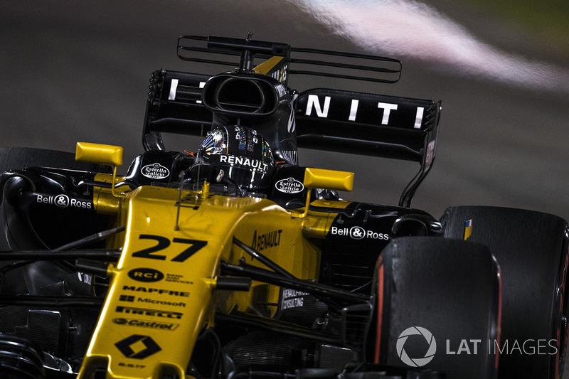 6. Нико Хюлькенберг, Renault