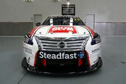 New livery for Michael Caruso