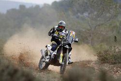 #10 Husqvarna Factory Racing: Pablo Quintanilla
