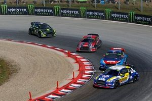 Rallycross-Action in Loheac
