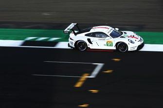 Джанмария Бруни и Рихард Лиц, Porsche GT Team, Porsche 911 RSR-19 (№91)