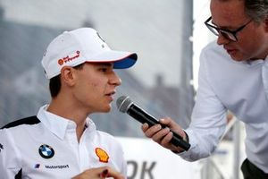 Sheldon van der Linde, BMW Team RBM
