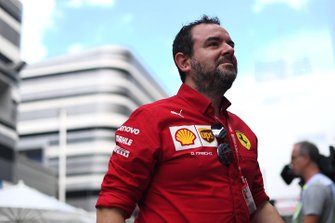 Domenico Marchi, Ferrari