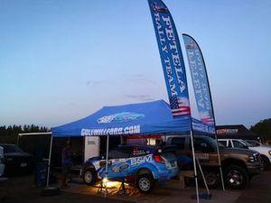 Piotr Fetela, Dominik Jóźwiak, Ford Fiesta Proto