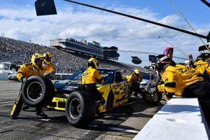 Brad Keselowski, Team Penske, Ford Mustang Alliance Truck Parts