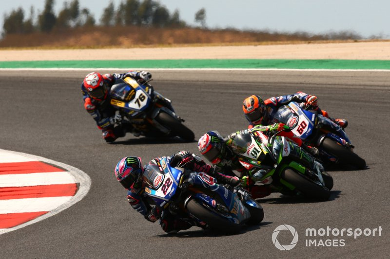 Alex Lowes, Pata Yamaha, Leon Haslam, Kawasaki Racing Team, Michael van der Mark, Pata Yamaha