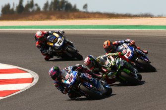 Alex Lowes, Pata Yamaha, Leon Haslam, Kawasaki Racing Team, Michael van der Mark, Pata Yamaha