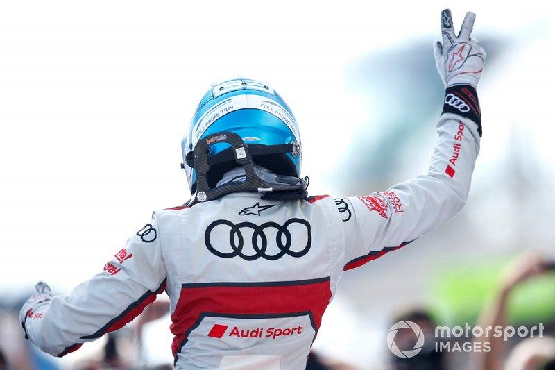 Чемпион DTM 2019 года Рене Раст, Audi Sport Team Rosberg