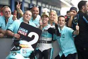 Segundo Marcos Ramirez, Leopard Racing