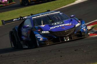 #1 Kunimitsu Honda NSX-GT: Naoki Yamamoto, Jenson Button