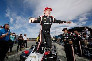 Title Winner Josef Newgarden, Team Penske Chevrolet