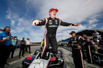 Title Winner Josef Newgarden, Team Penske Chevrolet