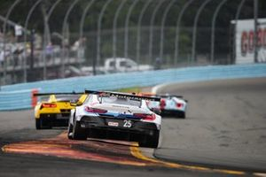 25 BMW Team RLL BMW M8 GTE, GTLM: Tom Blomqvist, Connor De Phillippi