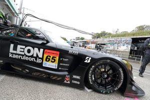 #65 K2 R&D Leon Racing Mercedes AMG GT3: Naoya Gamou, Togo Suganami