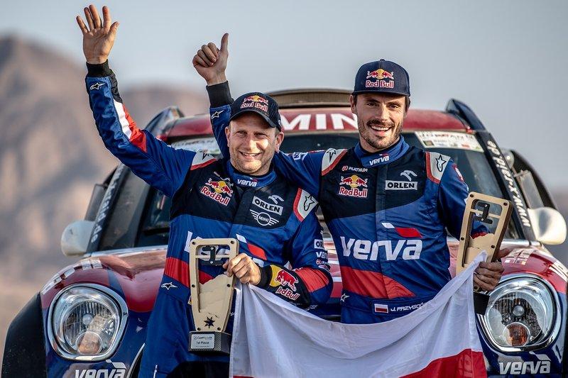 Kuba Przygoński, Timo Gottschalk, MINI ALL4 Racing, Orlen Team