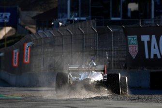 Ausritt: Tony Kanaan, A.J. Foyt Enterprises Chevrolet