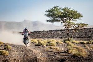 #22 Hero Motosports Team Rally: Santosh Chunchunguppe Shivashankar