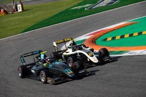 Jake Hughes, HWA RACELAB and Max Fewtrell, ART Grand Prix