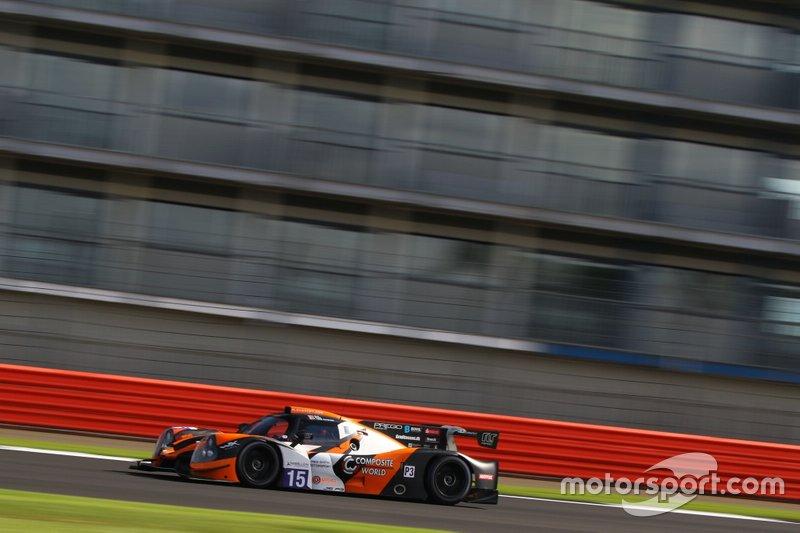 #15 RLR MSport Ligier JS P3 Nissan: Martin Vedel Mortensen, Christian Stubbe Olsen, Martin Rich