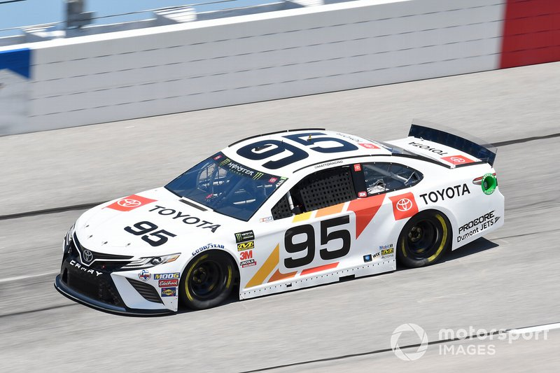 8. Matt DiBenedetto, Leavine Family Racing, Toyota Camry