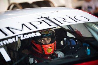 Carro #1, Ricardo Zonta e Werner Neugebauer - Porsche Cup Estoril