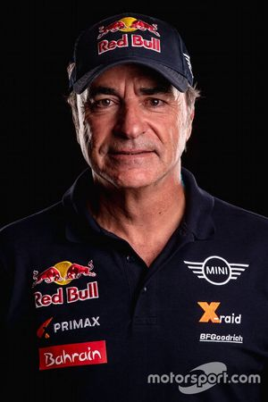 Carlos Sainz, X-Raid Mini JCW Team