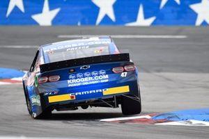 Ryan Preece, JTG Daugherty Racing, Chevrolet Camaro Kroger