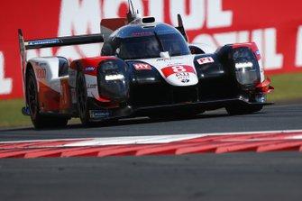 #8 Toyota Gazoo Racing Toyota TS050 - Hybrid: Sebastien Buemi, Kazuki Nakajima, Brendon Hartley