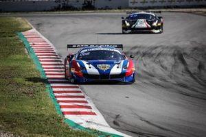 #72 SMP Racing Ferrari 488 GT3: Davide Rigon, Mikhail Aleshin, Miguel Molina