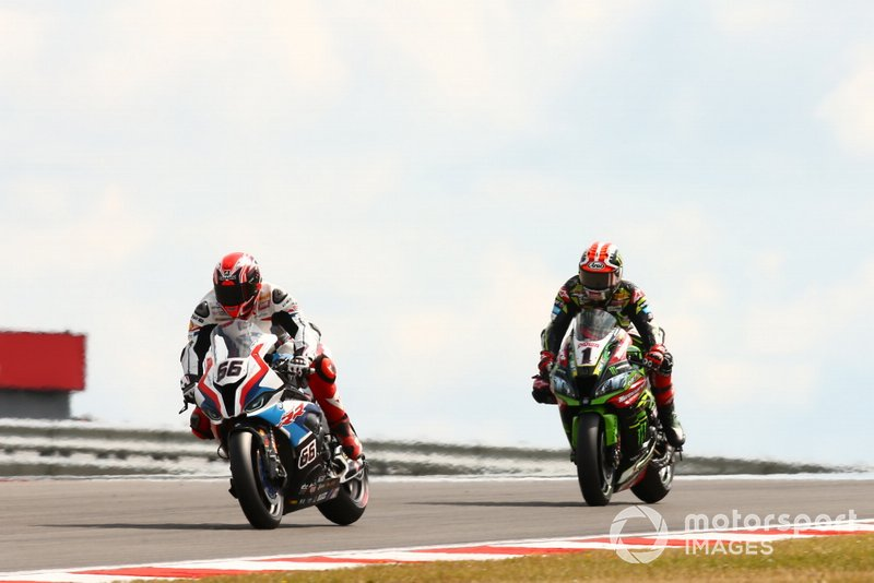 Tom Sykes, BMW Motorrad WorldSBK Team, Jonathan Jonathan Rea, Kawasaki Racing Team