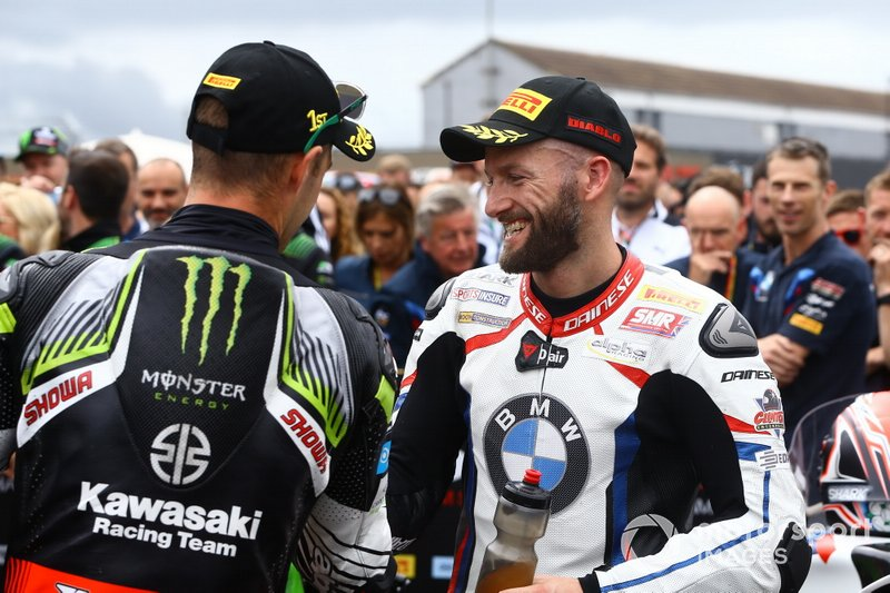 Johnathan Jonathan Rea, Kawasaki Racing Team, Tom Sykes, BMW Motorrad WorldSBK Team