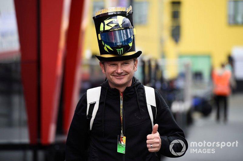 Chapeau pro Rossi...