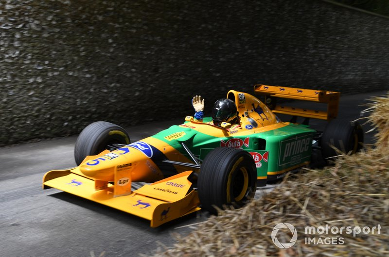 Тони Куинн, Benetton