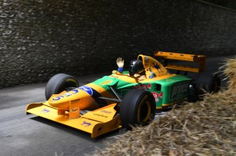 Benetton Tony Quinn