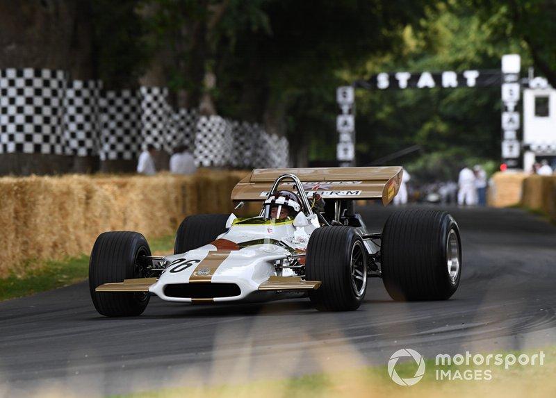 BRM P153 Jackie Oliver