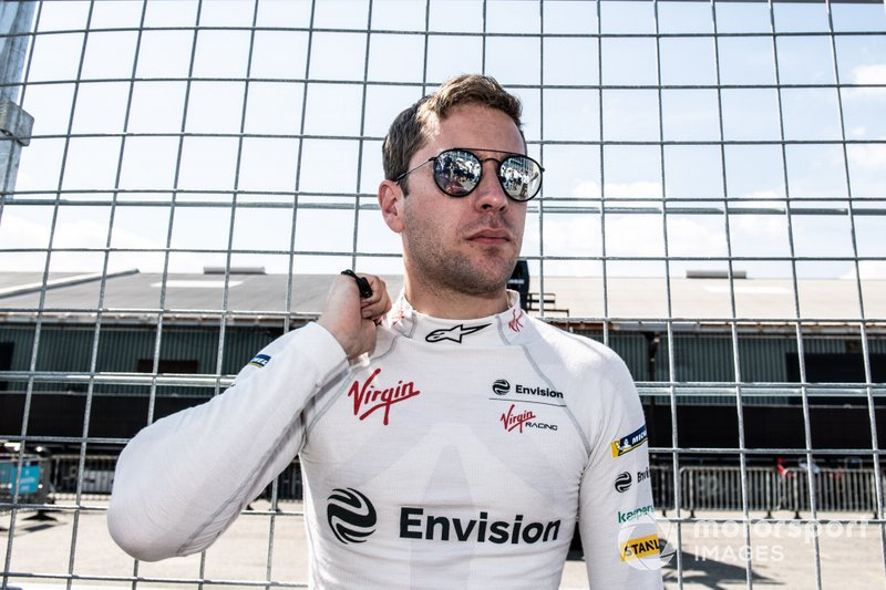 Robin Frijns, sigue en Envision Virgin Racing
