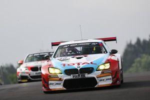 #35 Walkenhorst Motorsport BMW M6 GT3: Rudi Adams, Hunter Abbott, Jordan Tresson