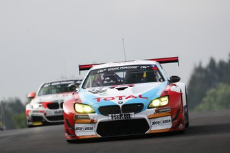#35 Walkenhorst Motorsport BMW M6 GT3: Rudi Adams, Hunter Abbott, Jordan Tresson