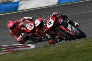 Lucky Hendriansya, Irfan Ardiansyah, Astra Honda Racing Team